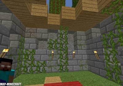 Скачать карты для Minecraft